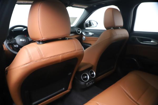 New 2020 Alfa Romeo Giulia Ti Sport Q4 for sale $52,840 at Alfa Romeo of Greenwich in Greenwich CT 06830 20