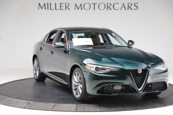 New 2020 Alfa Romeo Giulia Q4 for sale Sold at Alfa Romeo of Greenwich in Greenwich CT 06830 11