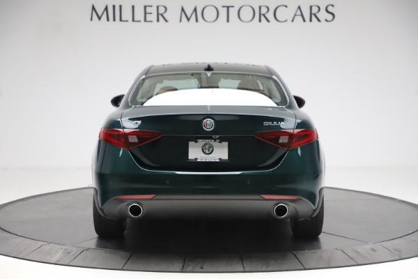 New 2020 Alfa Romeo Giulia Q4 for sale Sold at Alfa Romeo of Greenwich in Greenwich CT 06830 6