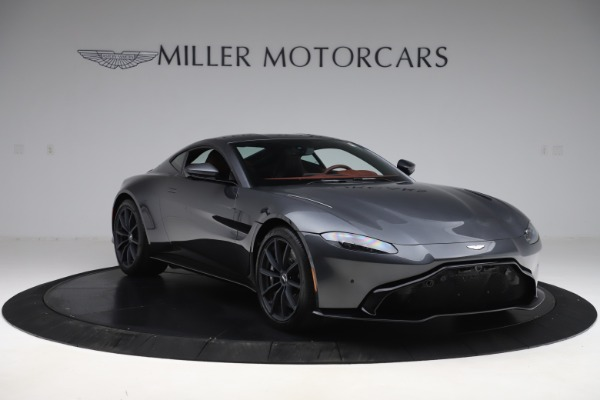 Used 2020 Aston Martin Vantage for sale $153,900 at Alfa Romeo of Greenwich in Greenwich CT 06830 10