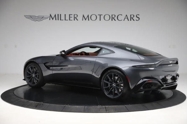 Used 2020 Aston Martin Vantage for sale $153,900 at Alfa Romeo of Greenwich in Greenwich CT 06830 3