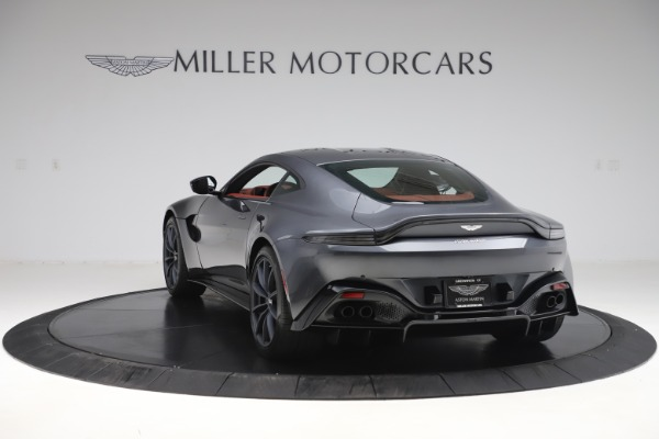 Used 2020 Aston Martin Vantage for sale $153,900 at Alfa Romeo of Greenwich in Greenwich CT 06830 4