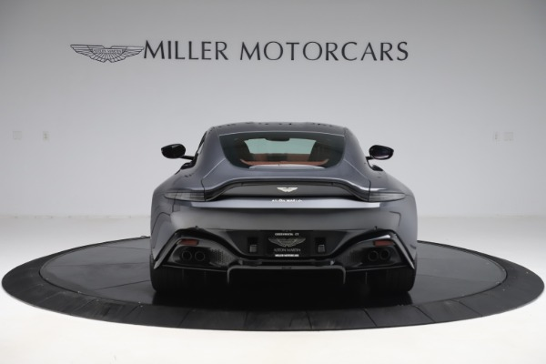 Used 2020 Aston Martin Vantage for sale $153,900 at Alfa Romeo of Greenwich in Greenwich CT 06830 5