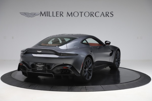 Used 2020 Aston Martin Vantage for sale $153,900 at Alfa Romeo of Greenwich in Greenwich CT 06830 6