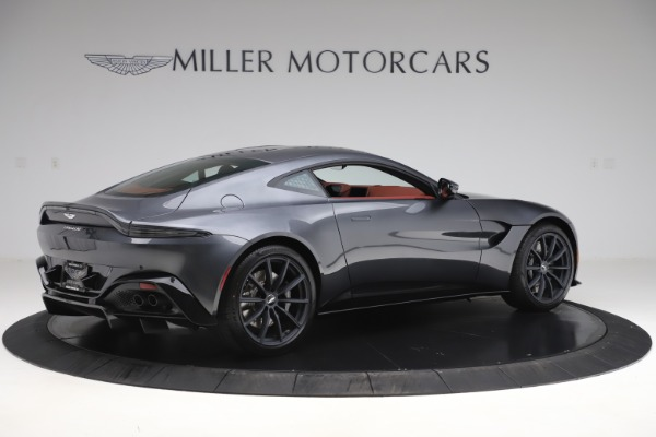 Used 2020 Aston Martin Vantage for sale $153,900 at Alfa Romeo of Greenwich in Greenwich CT 06830 7
