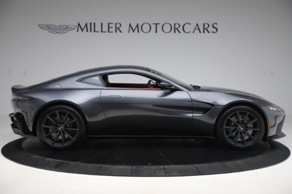 Used 2020 Aston Martin Vantage for sale $153,900 at Alfa Romeo of Greenwich in Greenwich CT 06830 8