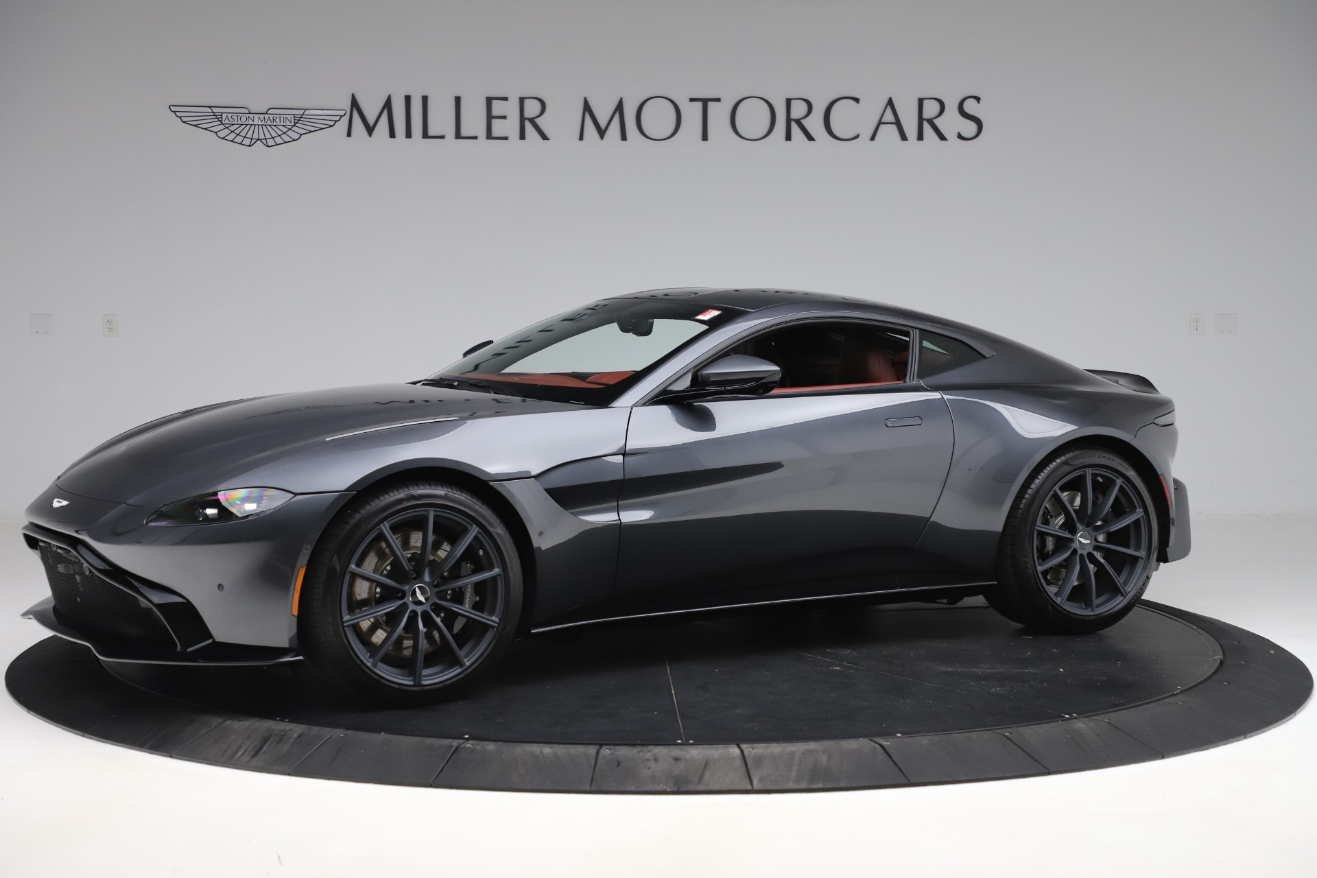 Used 2020 Aston Martin Vantage for sale $153,900 at Alfa Romeo of Greenwich in Greenwich CT 06830 1