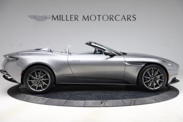 New 2020 Aston Martin DB11 Volante Convertible for sale $271,161 at Alfa Romeo of Greenwich in Greenwich CT 06830 10
