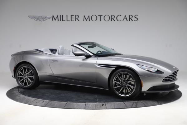 New 2020 Aston Martin DB11 Volante Convertible for sale $271,161 at Alfa Romeo of Greenwich in Greenwich CT 06830 11