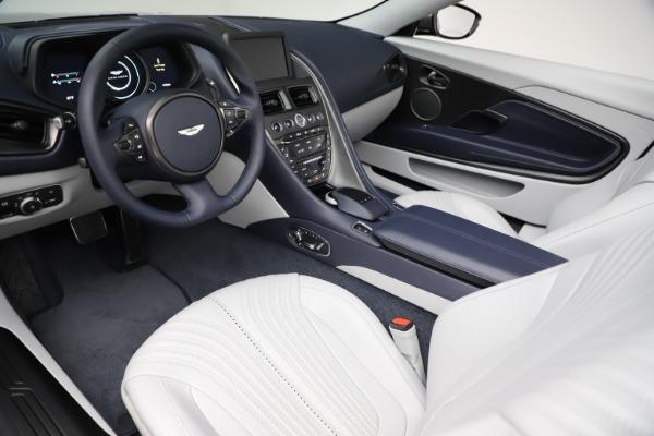 New 2020 Aston Martin DB11 Volante Convertible for sale $271,161 at Alfa Romeo of Greenwich in Greenwich CT 06830 13