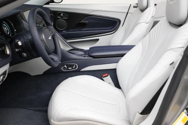 New 2020 Aston Martin DB11 Volante Convertible for sale $271,161 at Alfa Romeo of Greenwich in Greenwich CT 06830 14