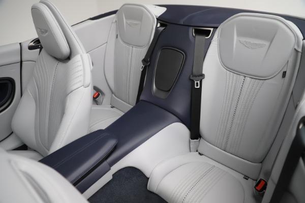 New 2020 Aston Martin DB11 Volante Convertible for sale $271,161 at Alfa Romeo of Greenwich in Greenwich CT 06830 16