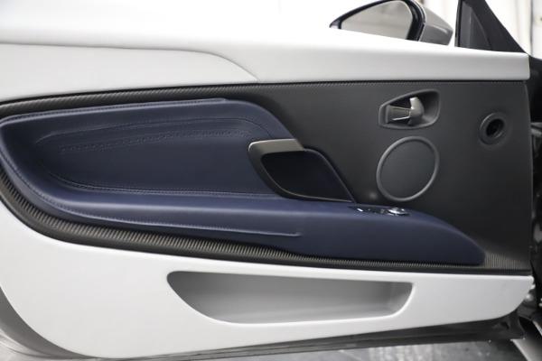 New 2020 Aston Martin DB11 Volante Convertible for sale $271,161 at Alfa Romeo of Greenwich in Greenwich CT 06830 17