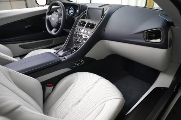 New 2020 Aston Martin DB11 Volante Convertible for sale $271,161 at Alfa Romeo of Greenwich in Greenwich CT 06830 18
