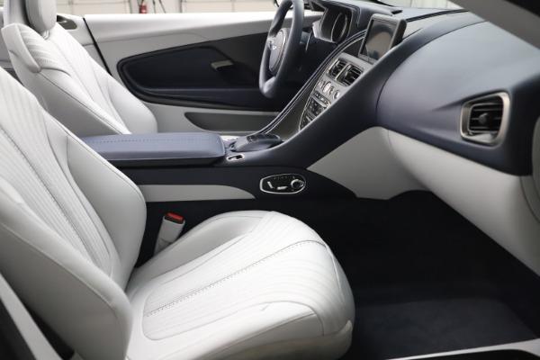 New 2020 Aston Martin DB11 Volante Convertible for sale $271,161 at Alfa Romeo of Greenwich in Greenwich CT 06830 19