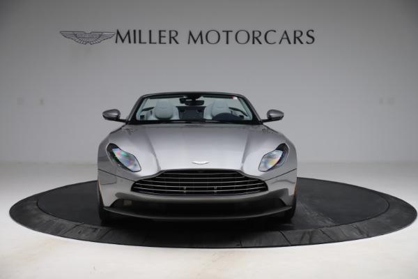 New 2020 Aston Martin DB11 Volante Convertible for sale $271,161 at Alfa Romeo of Greenwich in Greenwich CT 06830 2