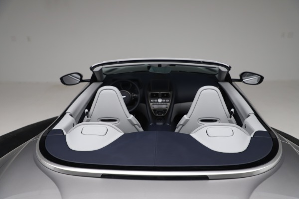 New 2020 Aston Martin DB11 Volante Convertible for sale $271,161 at Alfa Romeo of Greenwich in Greenwich CT 06830 21