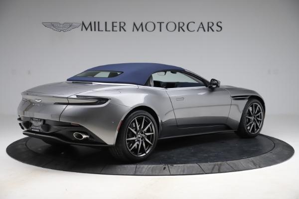 New 2020 Aston Martin DB11 Volante Convertible for sale $271,161 at Alfa Romeo of Greenwich in Greenwich CT 06830 22