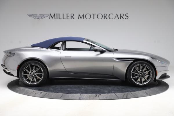 New 2020 Aston Martin DB11 Volante Convertible for sale $271,161 at Alfa Romeo of Greenwich in Greenwich CT 06830 23