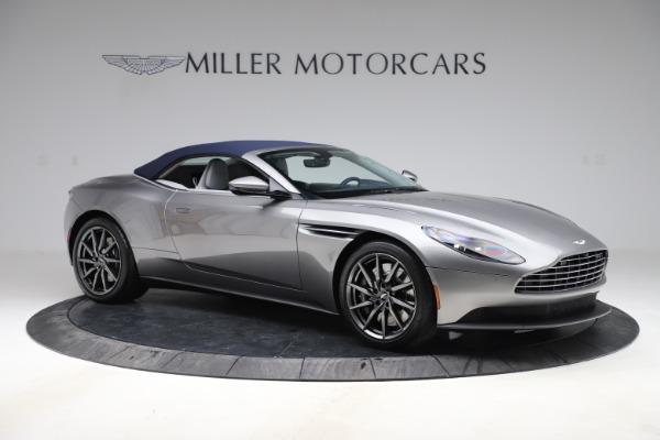 New 2020 Aston Martin DB11 Volante Convertible for sale $271,161 at Alfa Romeo of Greenwich in Greenwich CT 06830 24