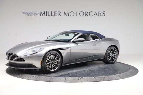New 2020 Aston Martin DB11 Volante Convertible for sale $271,161 at Alfa Romeo of Greenwich in Greenwich CT 06830 25