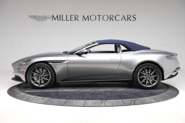 New 2020 Aston Martin DB11 Volante Convertible for sale $271,161 at Alfa Romeo of Greenwich in Greenwich CT 06830 26