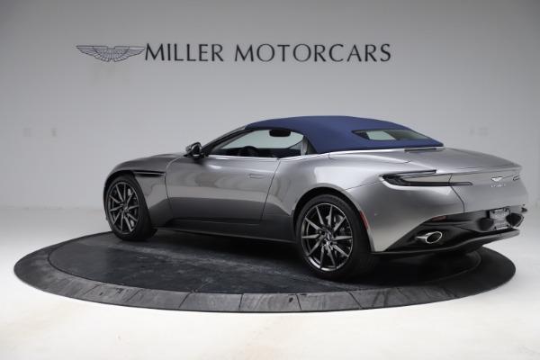 New 2020 Aston Martin DB11 Volante Convertible for sale $271,161 at Alfa Romeo of Greenwich in Greenwich CT 06830 27