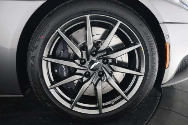 New 2020 Aston Martin DB11 Volante Convertible for sale $271,161 at Alfa Romeo of Greenwich in Greenwich CT 06830 28