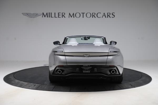 New 2020 Aston Martin DB11 Volante Convertible for sale $271,161 at Alfa Romeo of Greenwich in Greenwich CT 06830 7