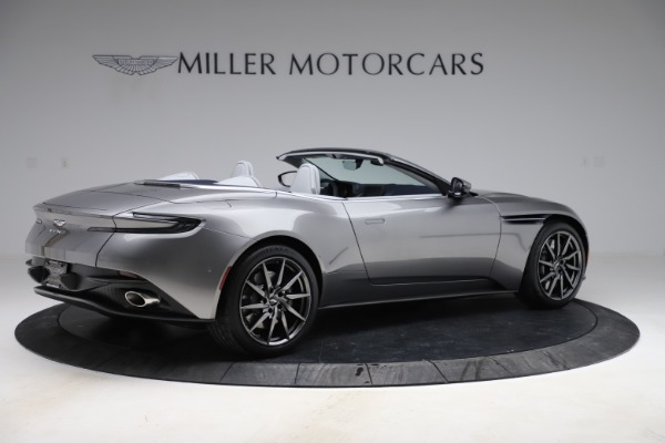 New 2020 Aston Martin DB11 Volante Convertible for sale $271,161 at Alfa Romeo of Greenwich in Greenwich CT 06830 9
