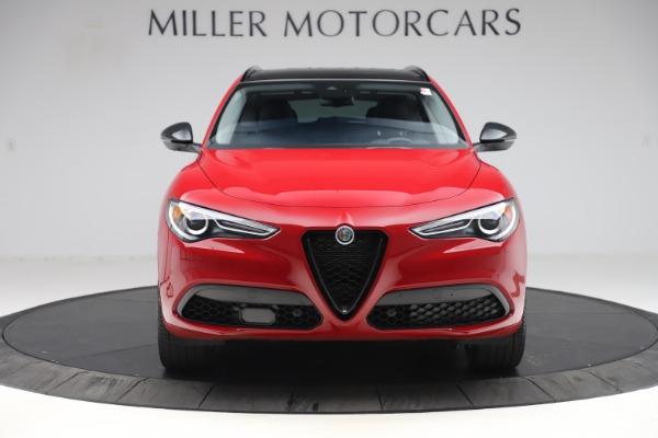New 2020 Alfa Romeo Stelvio Sport Q4 for sale $50,190 at Alfa Romeo of Greenwich in Greenwich CT 06830 12