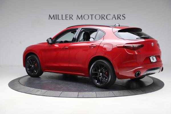 New 2020 Alfa Romeo Stelvio Sport Q4 for sale $50,190 at Alfa Romeo of Greenwich in Greenwich CT 06830 4