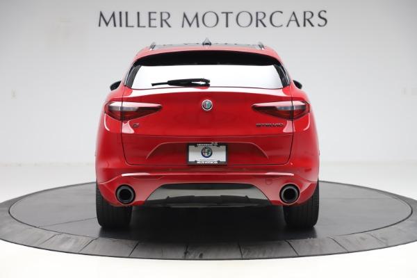 New 2020 Alfa Romeo Stelvio Sport Q4 for sale $50,190 at Alfa Romeo of Greenwich in Greenwich CT 06830 6