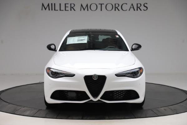 New 2020 Alfa Romeo Giulia Ti Sport Q4 for sale Sold at Alfa Romeo of Greenwich in Greenwich CT 06830 12