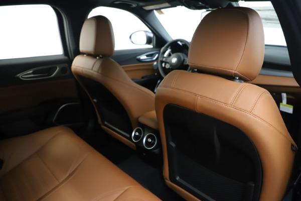 New 2020 Alfa Romeo Giulia Ti Sport Q4 for sale Sold at Alfa Romeo of Greenwich in Greenwich CT 06830 28