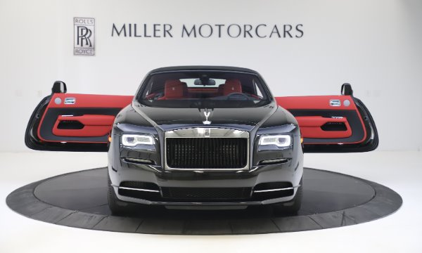 New 2020 Rolls-Royce Dawn for sale $393,050 at Alfa Romeo of Greenwich in Greenwich CT 06830 18