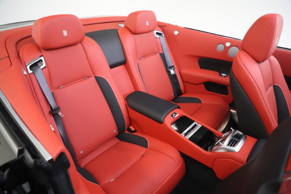 New 2020 Rolls-Royce Dawn for sale $393,050 at Alfa Romeo of Greenwich in Greenwich CT 06830 22