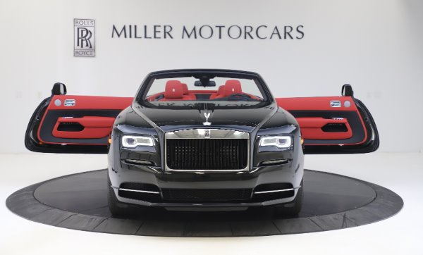 New 2020 Rolls-Royce Dawn for sale $393,050 at Alfa Romeo of Greenwich in Greenwich CT 06830 9