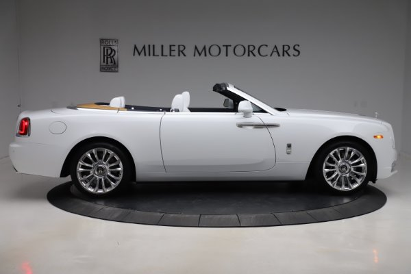 New 2020 Rolls-Royce Dawn for sale Sold at Alfa Romeo of Greenwich in Greenwich CT 06830 10