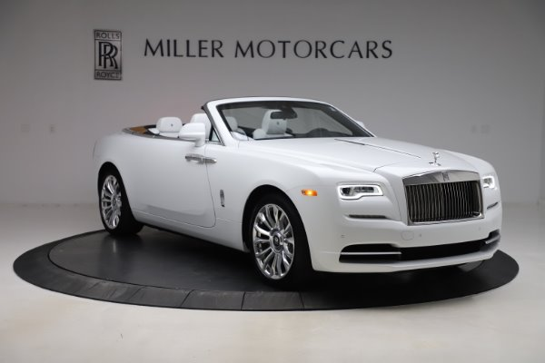 New 2020 Rolls-Royce Dawn for sale Sold at Alfa Romeo of Greenwich in Greenwich CT 06830 12