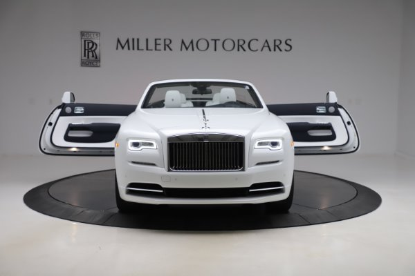 New 2020 Rolls-Royce Dawn for sale Sold at Alfa Romeo of Greenwich in Greenwich CT 06830 13