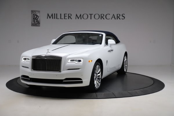New 2020 Rolls-Royce Dawn for sale Sold at Alfa Romeo of Greenwich in Greenwich CT 06830 15