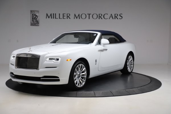 New 2020 Rolls-Royce Dawn for sale Sold at Alfa Romeo of Greenwich in Greenwich CT 06830 16