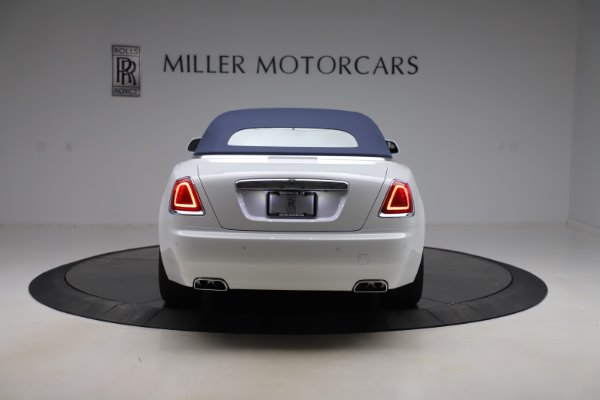 New 2020 Rolls-Royce Dawn for sale Sold at Alfa Romeo of Greenwich in Greenwich CT 06830 20