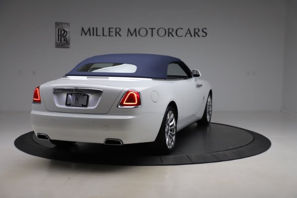 New 2020 Rolls-Royce Dawn for sale Sold at Alfa Romeo of Greenwich in Greenwich CT 06830 21