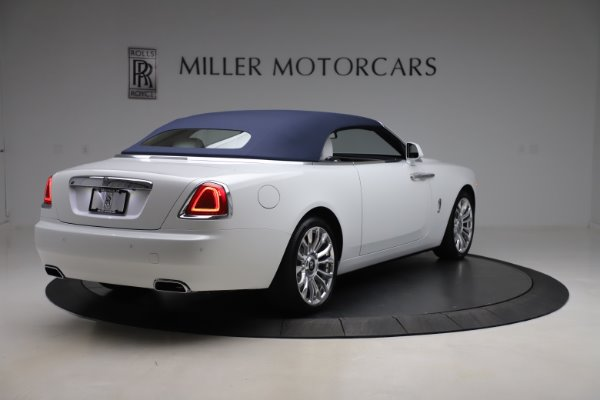New 2020 Rolls-Royce Dawn for sale Sold at Alfa Romeo of Greenwich in Greenwich CT 06830 22