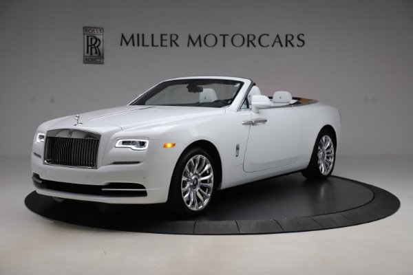 New 2020 Rolls-Royce Dawn for sale Sold at Alfa Romeo of Greenwich in Greenwich CT 06830 3