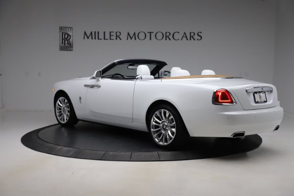 New 2020 Rolls-Royce Dawn for sale Sold at Alfa Romeo of Greenwich in Greenwich CT 06830 5