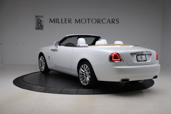 New 2020 Rolls-Royce Dawn for sale Sold at Alfa Romeo of Greenwich in Greenwich CT 06830 6