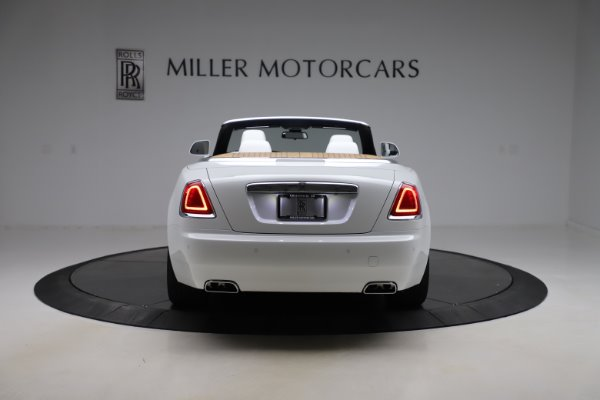 New 2020 Rolls-Royce Dawn for sale Sold at Alfa Romeo of Greenwich in Greenwich CT 06830 7
